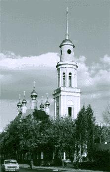 Орёл. Никитская церковь. XVIII век.