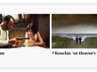 Leon Knockin 'on Heaven's Door