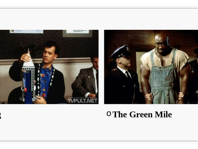 Big The Green Mile