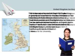 This is the map of the British Isles. The United Kingdom of Great Britain and