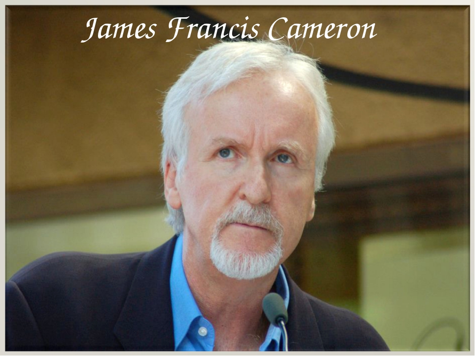 James Francis Cameron