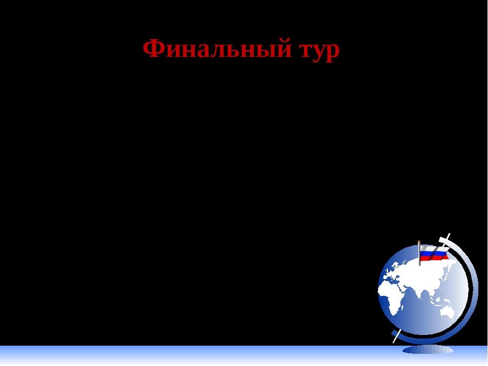 Защита проекта «Выборы президента в России и США» (100 баллов) Финальный тур