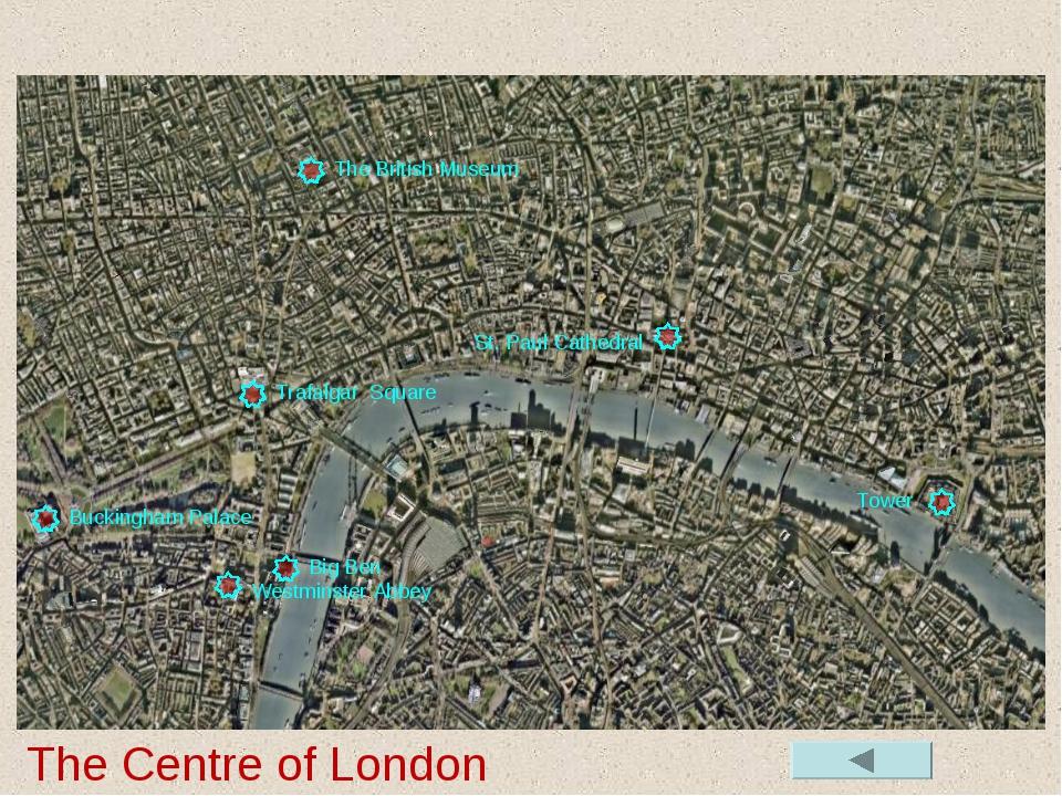 Trafalgar Square Big Ben Westminster Abbey Buckingham Palace The British Muse...