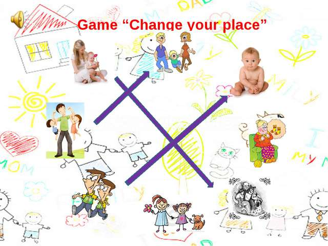 "Game ""Change your place"""