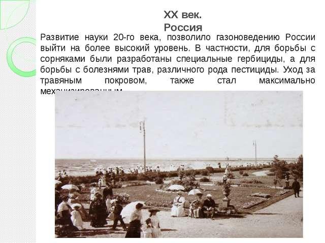 XX век. Россия Развитие науки 20-го века, позволило газоноведению России выйт...