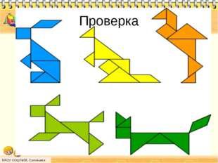 Проверка МАОУ СОШ №56, Соловьева Н.Л.
