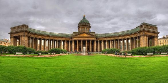 ПОСЕЩЕНИЕ КАЗАНСКОГО СОБОРА, главной святыней которого является