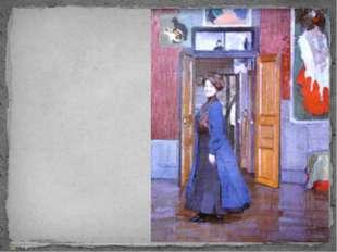 После революции 1917 года эмигрировала в Белград. Там продолжала работать. Ел