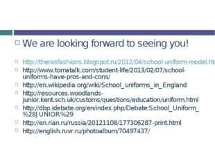 We are looking forward to seeing you! http://therasfashions.blogspot.ru/2012/