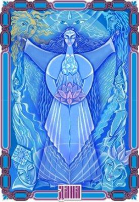 Богиня Дана - покровительница рек