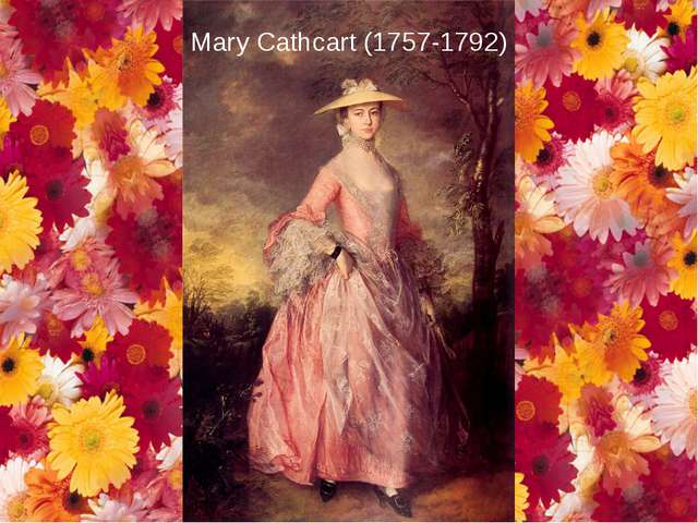 Mary Cathcart (1757-1792)