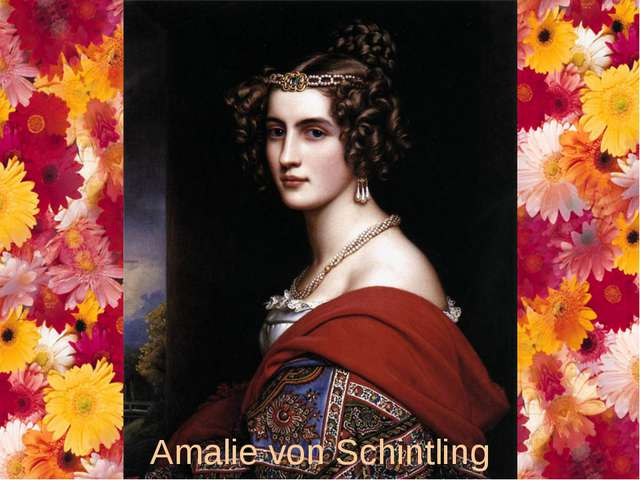 Amalie von Schintling