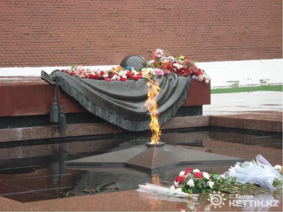 Памятник неизвестному солдату своими руками
