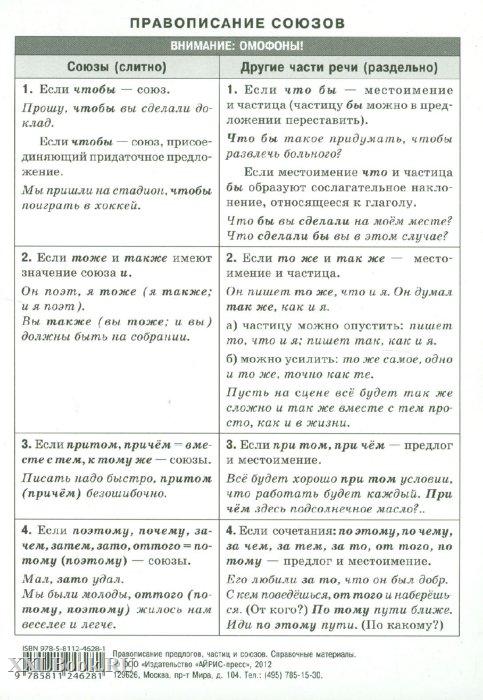 Иллюстрация 1 из 1 для Правописание предлогов и частиц. Лаби…