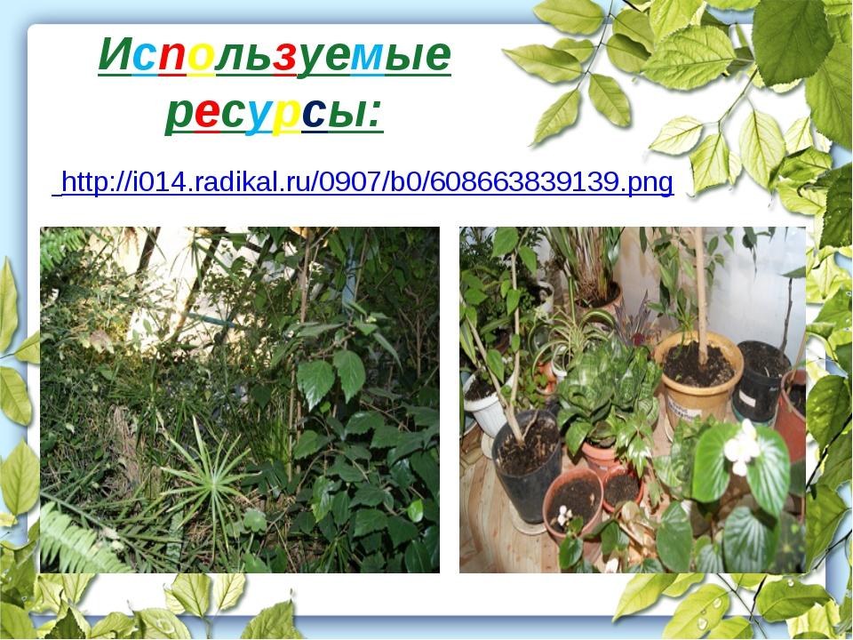 Используемые ресурсы: http://i014.radikal.ru/0907/b0/608663839139.png