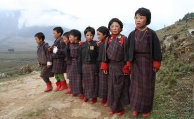 форма Бутан