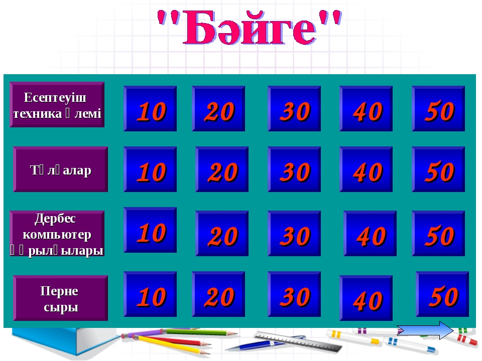 30 20 10 10 10 10 40 50 50 50 50 40 40 40 30 30 30 20 20 20 Тұлғалар Дербес к...