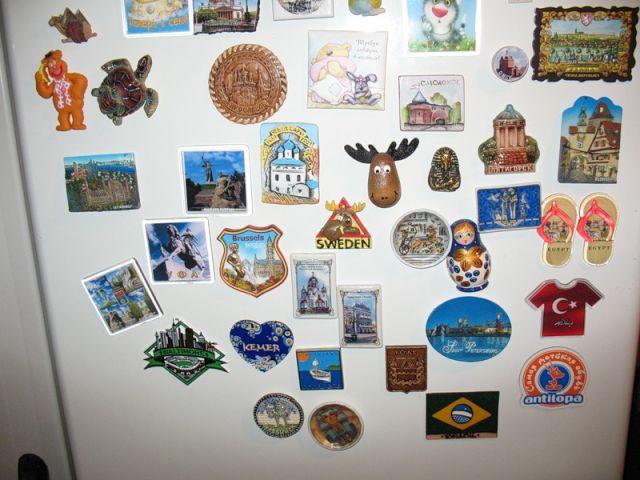 Ответы@Mail.Ru: Вредны ли магниты на холодильнике?