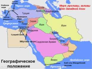 Климатические пояса Юго-Западной Азии ТРОПИЧЕСКИЙ СУБТРОПИЧЕСКИЙ