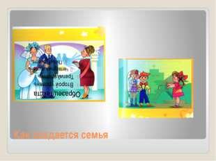 Как создается семья Семейный кодекс Брачный возраст