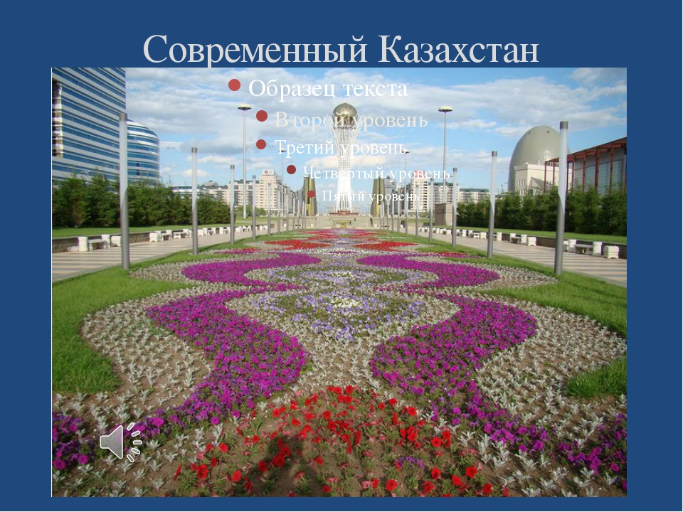 Современный Казахстан