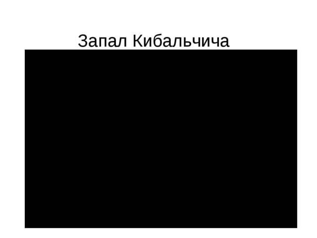 Запал Кибальчича