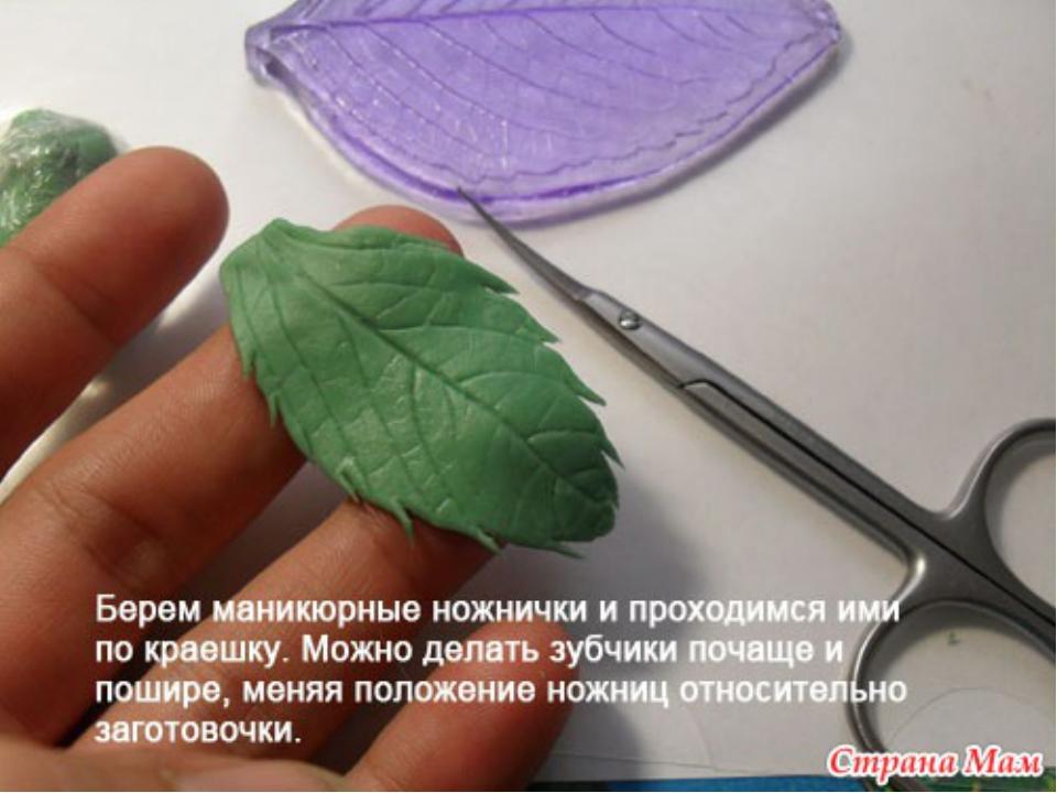 Как делать холодный фарфор в домашних условиях