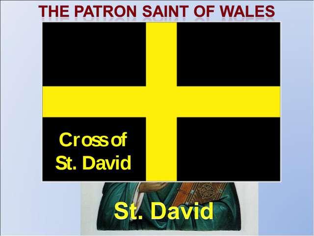 Cross of St. David