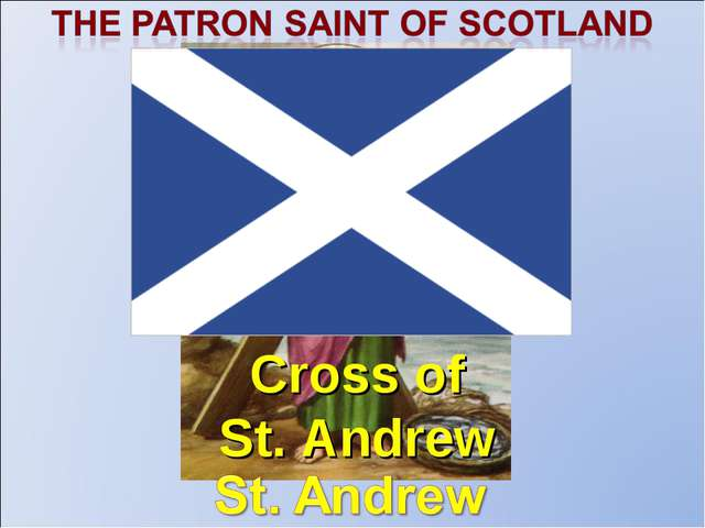 Cross of St. Andrew