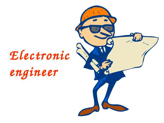 Electronic engineer