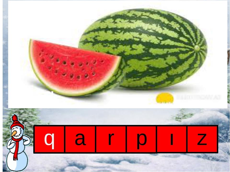 q q a r p ı z