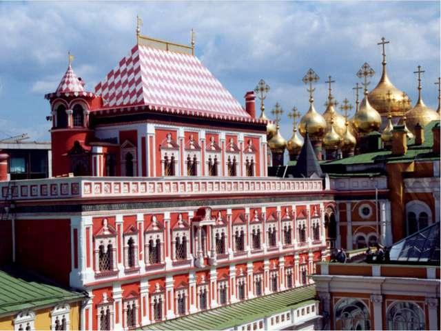 Архитектура XVII века.