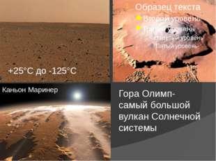 Загадки Марса каналы Русло древней реки в районе южного полюса