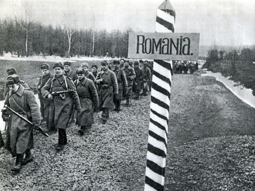 Освобождение Молдавии, Румынии, Венгрии, Словакии (1944 - 1945)