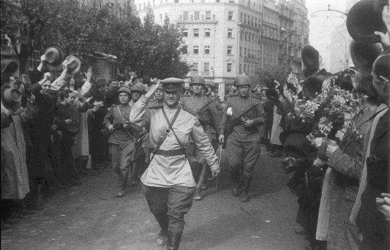 Великая Отечественная Война. История в фотографиях Life on Photo