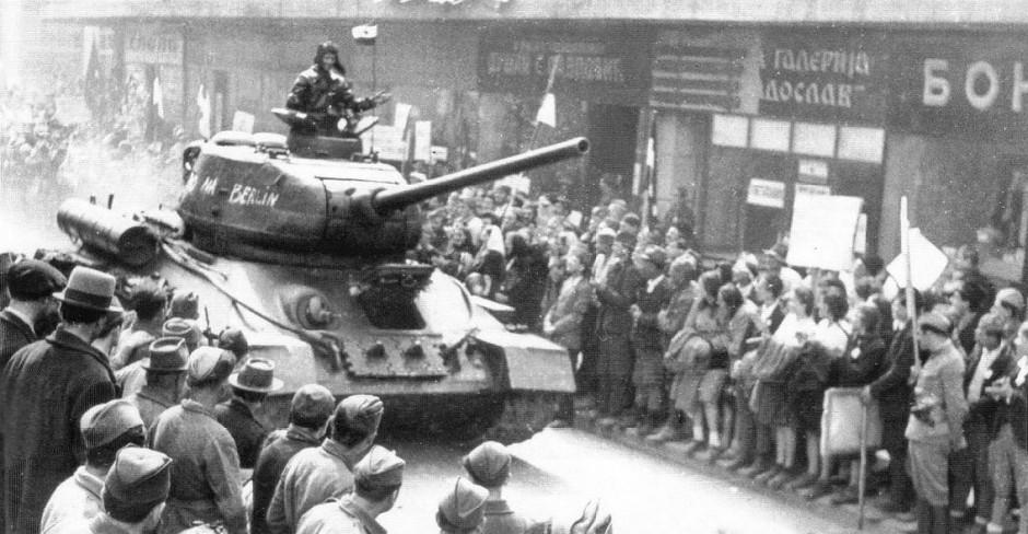 Tanks in Yugoslavian Army - Танки народно-освободительной армии Югославии