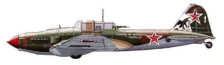 Именные самолеты Второй мировой войны. Часть 4 - Красные соколы - Soviet Fighter Aces of 1936 - 1953 years