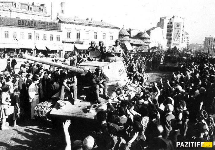 Вторая мировая война: победа вооруженного восстания болгарского народа летом 1944 г. Тайны веков