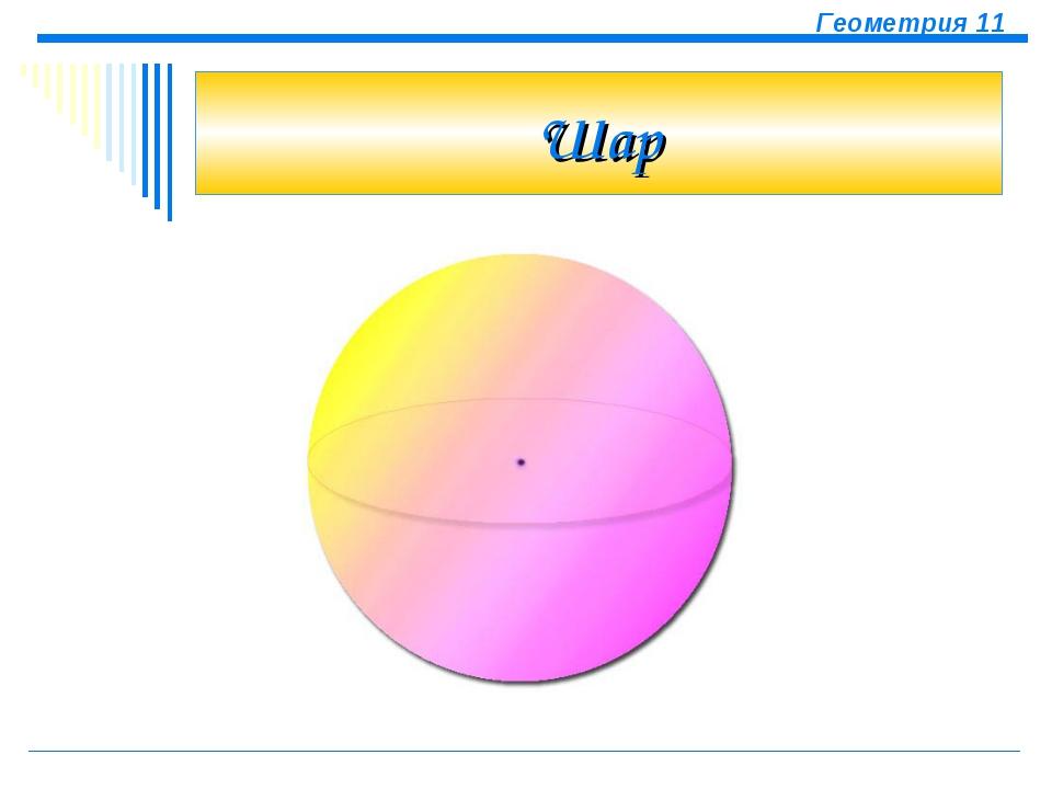 Картинка шар и круг