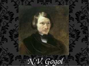 N.V. Gogol