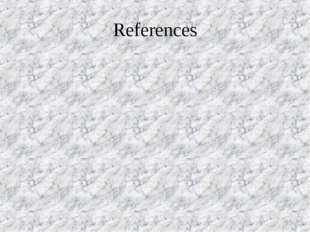 * References