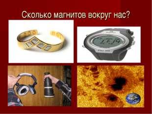 Сколько магнитов вокруг нас?