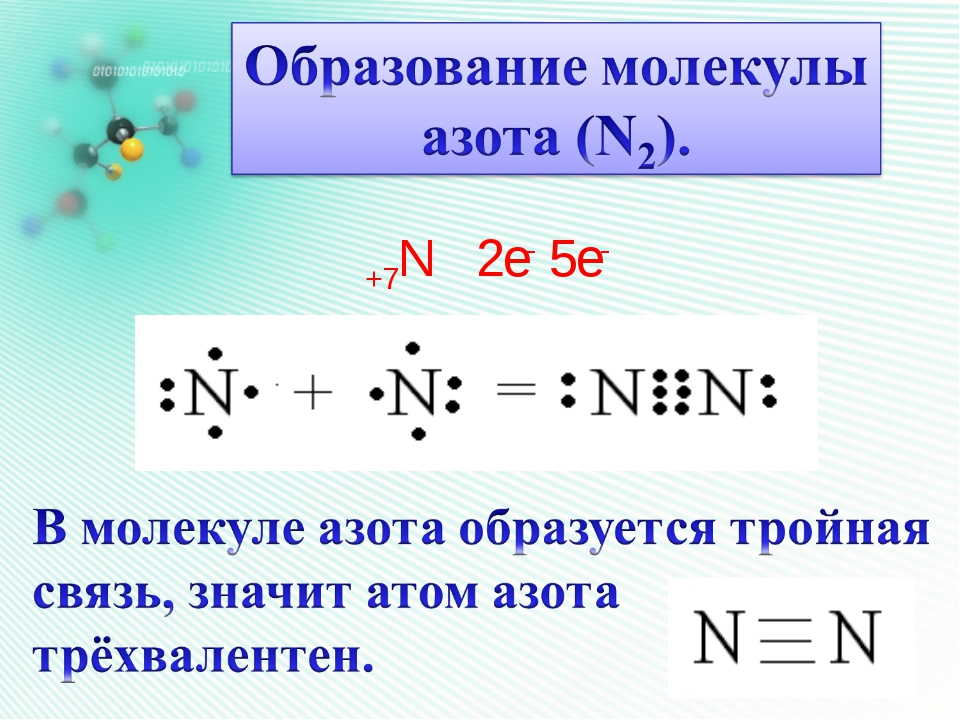 +7N 2е- 5е-