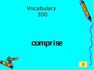 Vocabulary 300 comprise