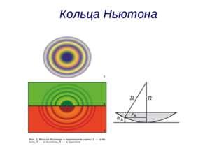 Кольца Ньютона