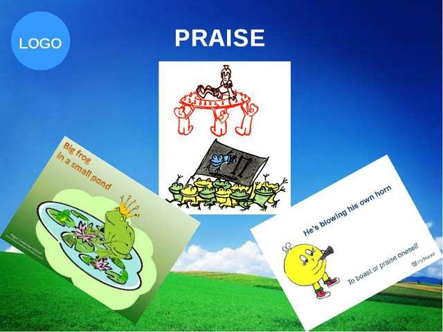 PRAISE Company Logo LOGO