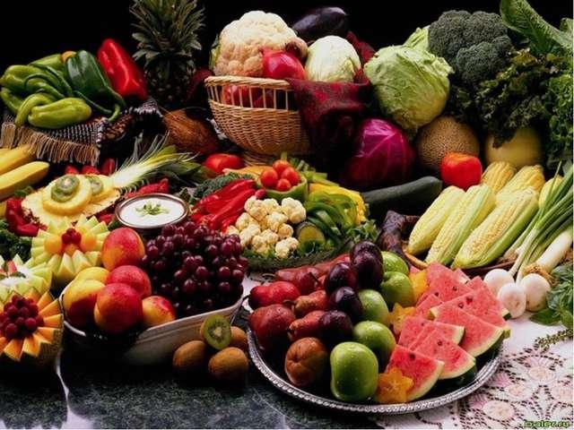 Как отличить овощи и фрукты? Овощи Фрукты Несладкие Сладкие, кисло – сладкие...
