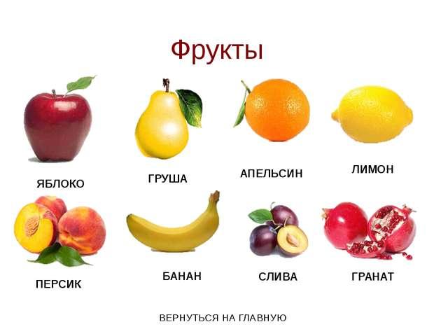 А какие фрукты называются экзотическими? Давайте обратимся к словарю С.И.Ожег...