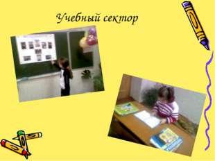 Учебный сектор