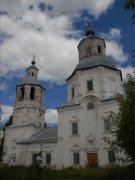 Покровская церковь с колокольней в Курмыше, фото Ольги Зайцевой